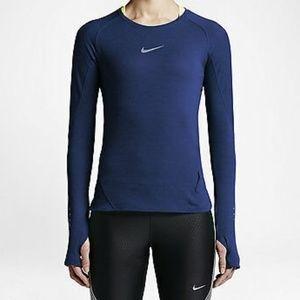 Nike Aeroreact Dri-Fit Running Shirt